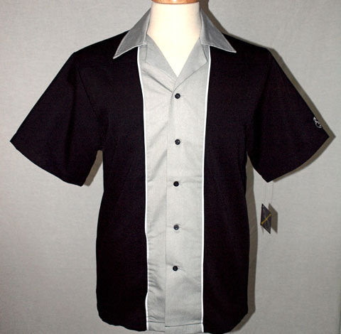 Swingmaster Bowling Shirt by Cruisin USA : Cats Like Us