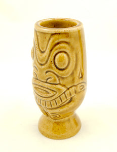 Brown Iti Tane Marquesan Mug by Tiki Farm : Cats Like Us