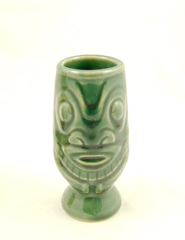 Green Iti Tane Marquesan Mug by Tiki Farm : Cats Like Us