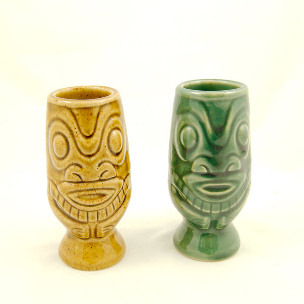Green Iti Tane Marquesan Mug - Cats Like Us