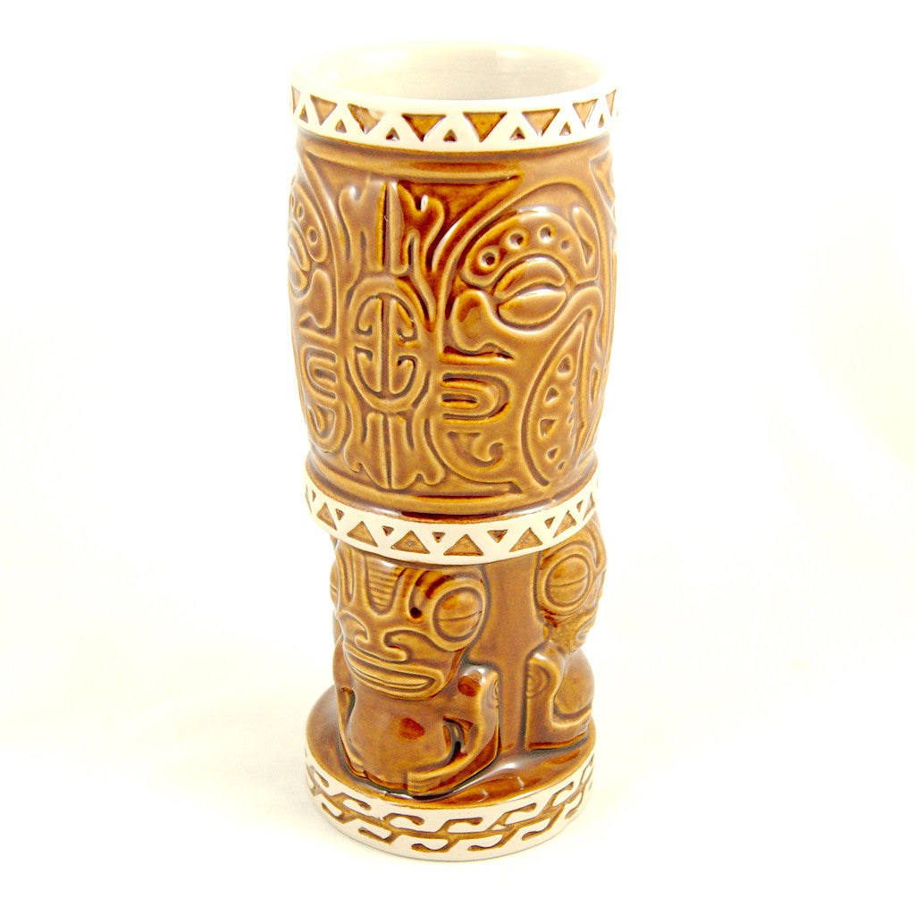 Nari Rani Marquesan Tiki Mug by Tiki Farm : Cats Like Us