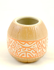 Orange Marqo- Coco Coconut Mug