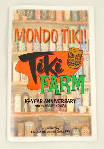 Tiki Farm 15th Anniversary Book by Tiki Farm : Cats Like Us
