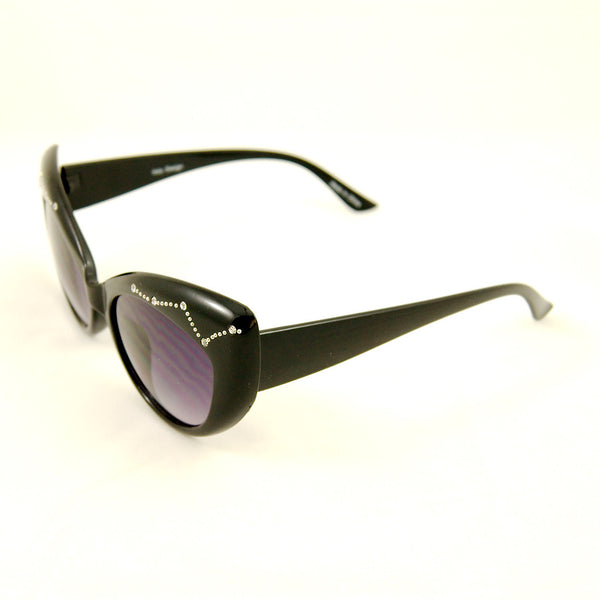 Black Constellation Sunglasses by Trio - Cats Like Us