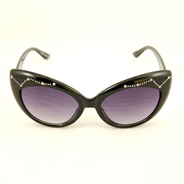 Black Constellation Sunglasses by Trio : Cats Like Us