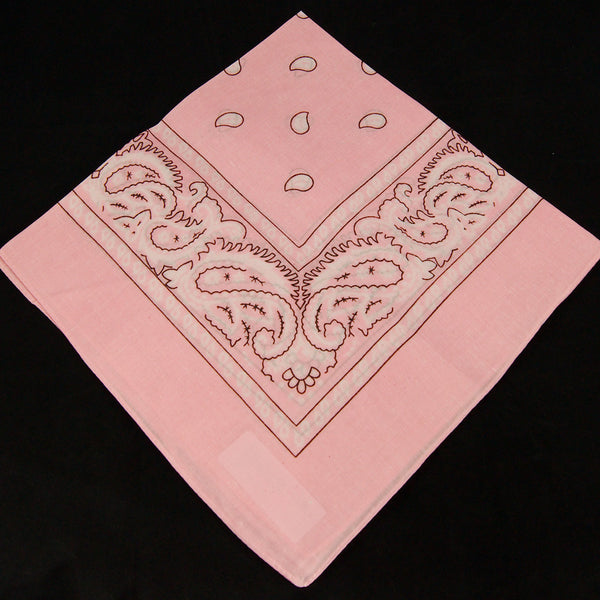 Baby Pink Bandana by Viva Dulce Marina - Cats Like Us