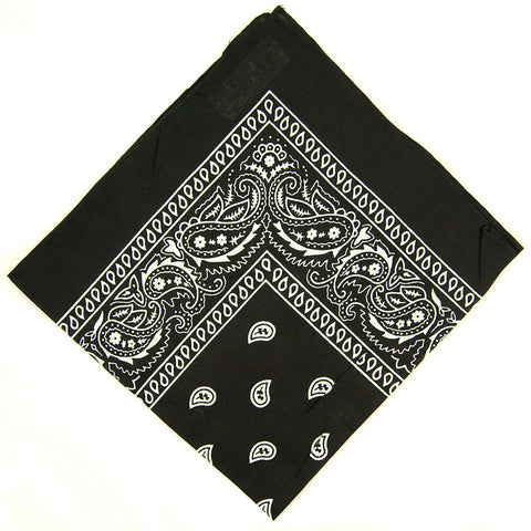 Black Bandana by Viva Dulce Marina - Cats Like Us