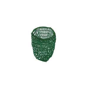 Green Hair Net Snood by Viva Dulce Marina