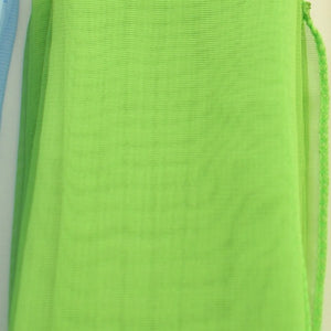 Lime Green 50s Neck Scarf - Cats Like Us