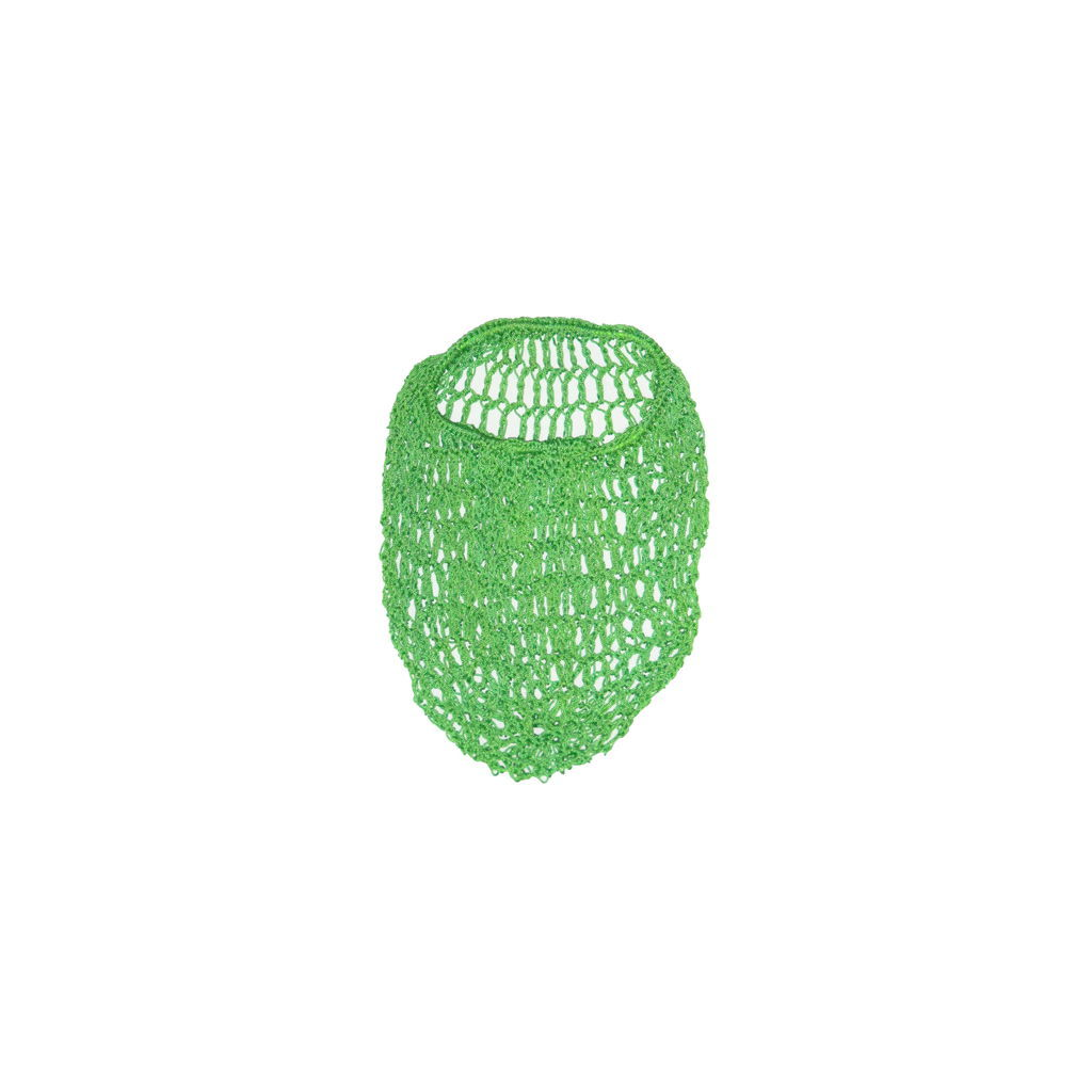 Lime Hair Net Snood by Viva Dulce Marina