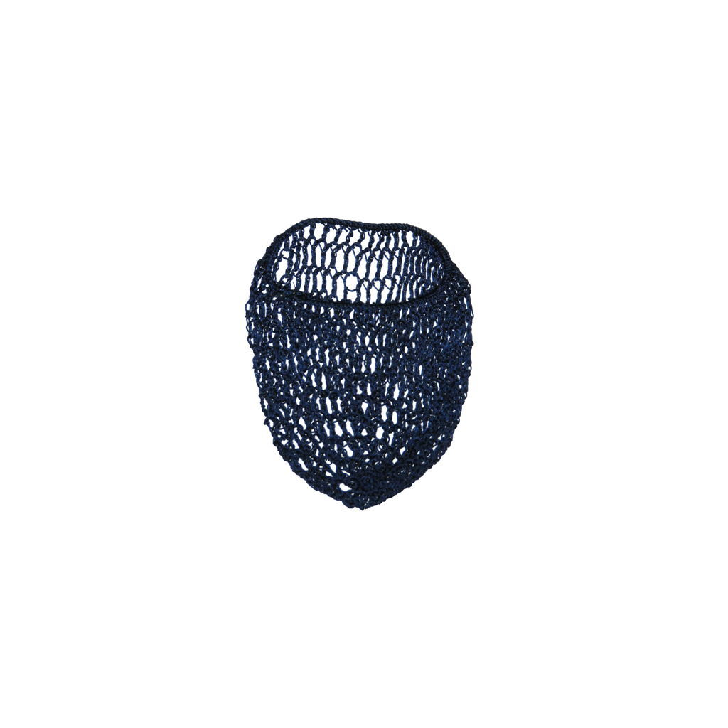 Navy Hair Net Snood by Viva Dulce Marina : Cats Like Us