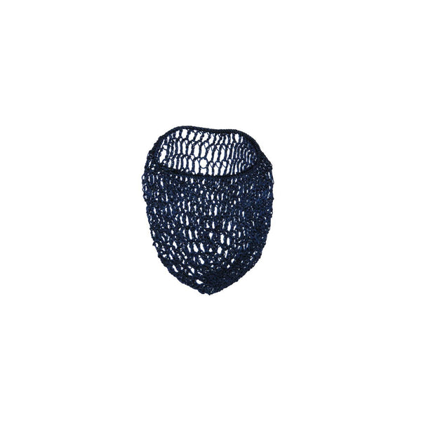 Navy Hair Net Snood
