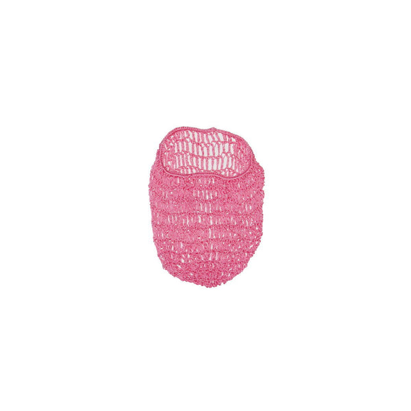 Pink Hair Net Snood