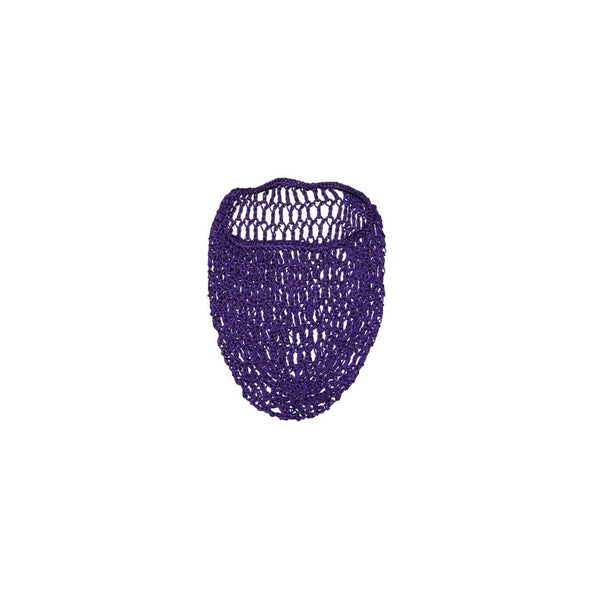 Purple Hair Net Snood