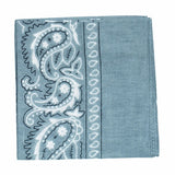 Viva Dulce Marina Silver Gray Bandana for sale at Cats Like Us - 2