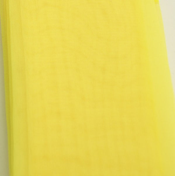 Yellow 50s Neck Scarf