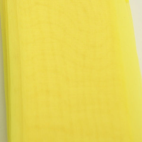 Yellow 50s Neck Scarf by Viva Dulce Marina
