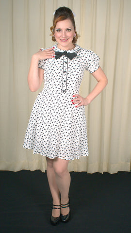 Caddie Cat Swing Dress