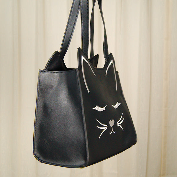 Cat Face Handbag