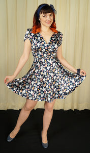 Cats at Tea Time Dress by Smak Parlour : Cats Like Us