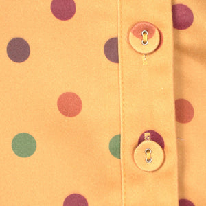 Diana Polka Dot Shirt Dress