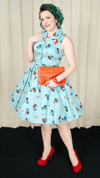 Kitchen Kitten Betty Dress