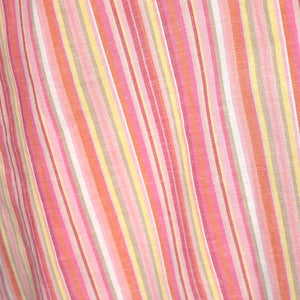 Pinky Doll Striped Halter Dress - Cats Like Us