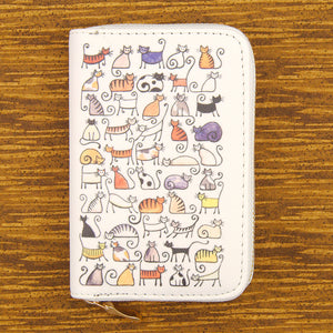 Tabby Kitty Wallet