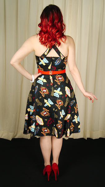 Viva Las Vegas Lucy Dress by VooDoo Vixen : Cats Like Us