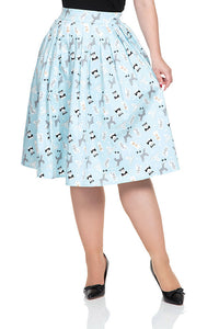 Wendy Dog Walking Skirt - Cats Like Us