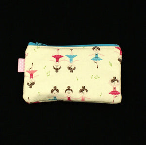 French Ballerinas Change Purse by Wolf Bait