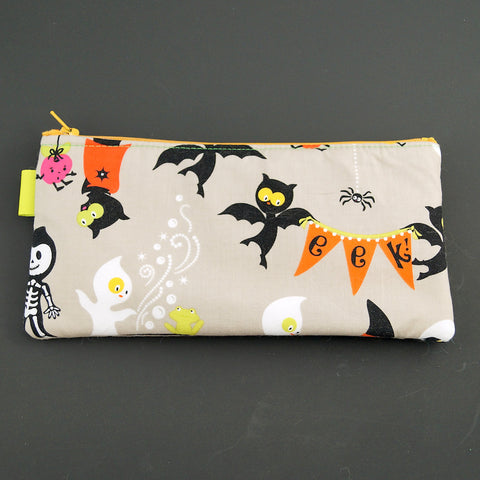 Grey Trick or Treaters Bag by Wolf Bait : Cats Like Us