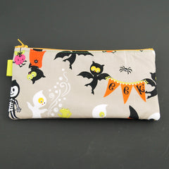 Grey Trick or Treaters Bag