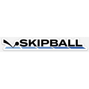 Skipball Brand Sticker