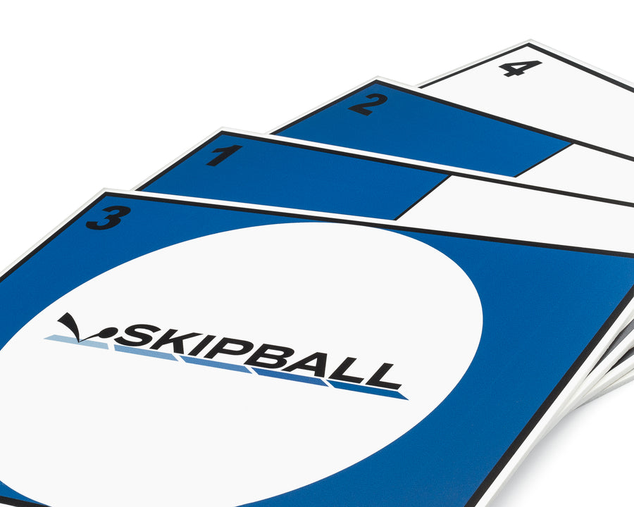 Skipball Replacement Tile Set