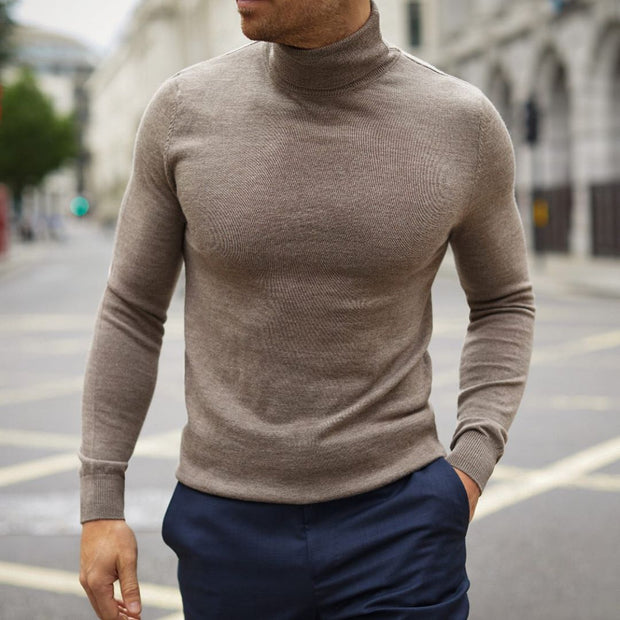 Casual simple basic sweater