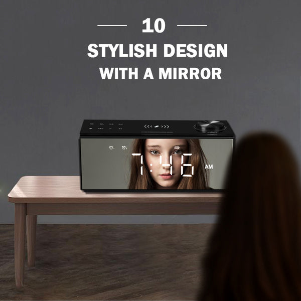 ROBOQI H2 Bluetooth Speaker with 12 Features