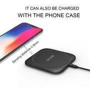 10W Ultra-Slim Wireless Charging Pad