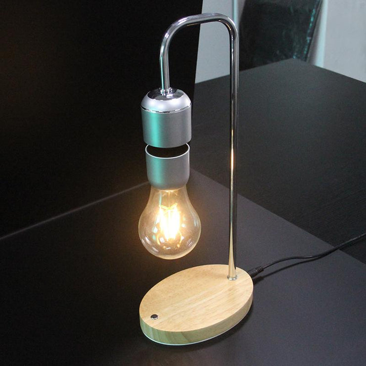 Levitating Floating Magenet Light Bulb - InvisibleTech