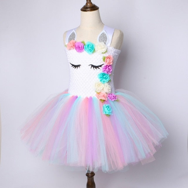 Halloween Unicorn TuTu Costume