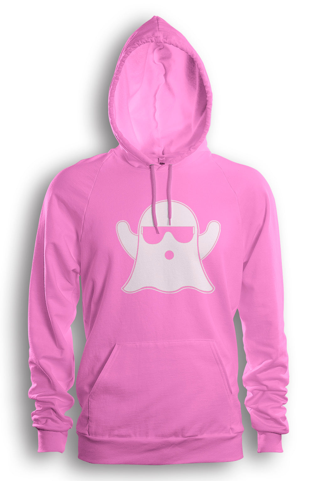 Pink Ghost Glow In Dark