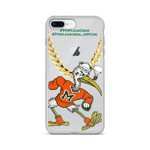 Smoking Ibis Official iPhone Case