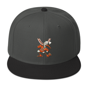 Smoking Ibis Official Snapback Hat