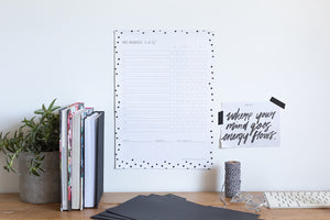 To Do List - Spot Design