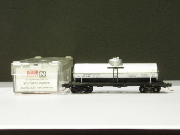 MTL-65200 - 39' Single Dome Tank Car - SP