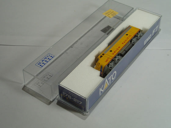 KAT-176-217 - Union Pacific F7A Locomotive - Road #1467