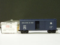 MTL-20446 - 40' Standard Box Car, Single Door - US Air Force #26477
