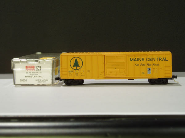 MTL-25020 - 50' Rib Side Box Car, Single Door, w/o Roofwalk - MC #31011
