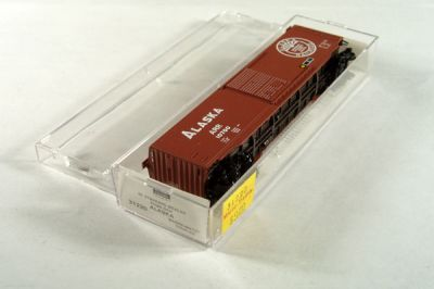 MTL-31220 - 50' Standard Box Car, Single Door - ARR #10700