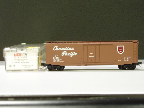 MTL-32170 - 50' Standard Box Car, Plug Door - CP #80275